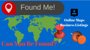 Online Maps Business Listing